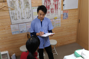 島本町のコリトル鍼灸整体院|問診・検査