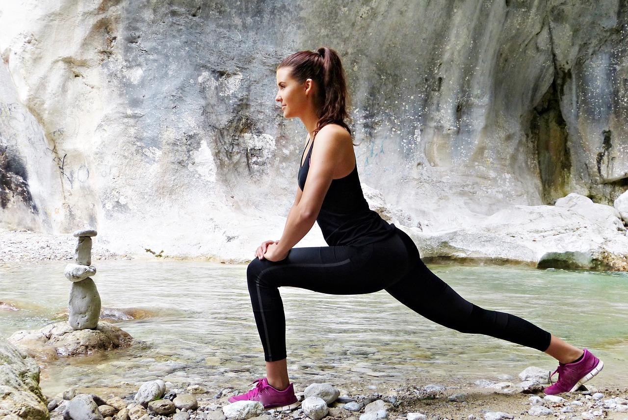 4.ぎっくり腰痛を予防するストレッチ